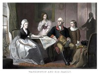 Washington Family Fine Art Print