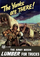 The Yanks Are Here! by John Parrot - various sizes