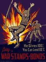 He Give 100%, You Can Lend 10% by John Parrot - various sizes