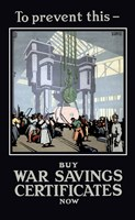 Buy War Savings Certificates by John Parrot - various sizes, FulcrumGallery.com brand