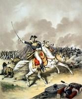 General Andrew Jackson on Horseback by John Parrot - various sizes, FulcrumGallery.com brand