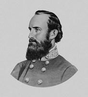 General Thomas Stonewall Jackson by John Parrot - various sizes