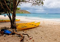 Cinnamon Bay on the Island of St John, US Virgin Islands by Joe Restuccia III - various sizes