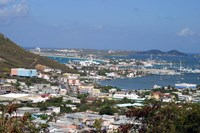 Beautiful Gustavia Harbor, St Barts, Caribbean by Kymri Wilt - various sizes