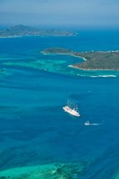 Tobago Cays, St Vincent and the Grenadines Fine Art Print