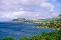 Coastal, Roseau, St Kitts, Caribbean by David Herbig - various sizes