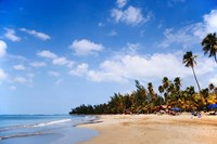 View of Luquillo Beach, Puerto Rico, Caribbean by Jaynes Gallery - various sizes