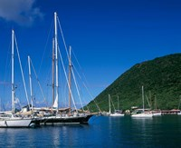Frenchmans Cay, Tortola, British Virgin Islands, Caribbean Fine Art Print