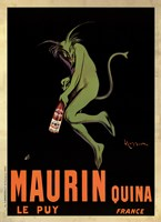 Maurin Quina by Leonetto Cappiello - various sizes, FulcrumGallery.com brand