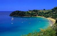 Quiet Cove, Tobago, Caribbean by Michael DeFreitas - various sizes