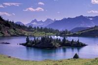 Sunshine Region, Island lake, Banff National Park, Alberta, Canada by Art Wolfe - various sizes