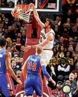 Kevin Love 2014-15 Action Fine Art Print
