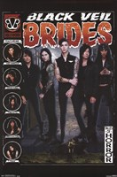 Black Veil Brides - Tales of Horror Wall Poster