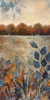 Gilded Horizon II Fine Art Print