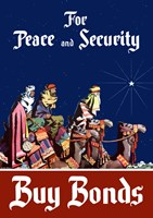 Buy Bonds for Peace and Security by John Parrot - various sizes, FulcrumGallery.com brand
