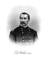 General Philip Sheridan by John Parrot - various sizes, FulcrumGallery.com brand