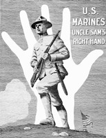 Uncle Sam's Right Hand by John Parrot - various sizes