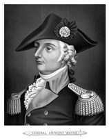 General Mad Anthony Wayne (Revolutionary War) by John Parrot - various sizes, FulcrumGallery.com brand