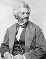 Frederick Douglass (Vintage American Civil War) by John Parrot - various sizes