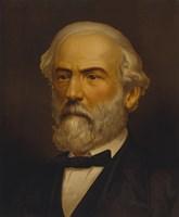 General Robert E Lee (Civil War, Color) by John Parrot - various sizes, FulcrumGallery.com brand