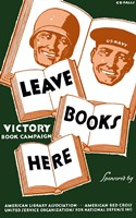 Victory Book Campaign by John Parrot - various sizes