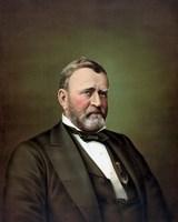 Ulysses S Grant (color portrait) Fine Art Print