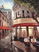 Parisian Stroll Fine Art Print