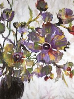 "Vivid Poppies by Liz Jardine - 30"" x 40"""