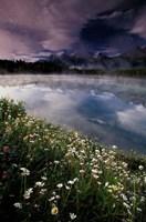 Alberta Banff National Park Lake Maligne