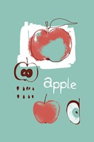 Apple Study Fine Art Print