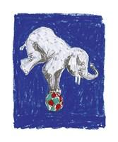 """10"""" x 12"""" Elephant Art"""