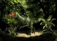 Kileskus aristotocus of the Middle Jurassic Period by Yuriy Priymak - various sizes