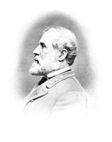 General Robert E Lee (Vintage Civil War) by John Parrot - various sizes