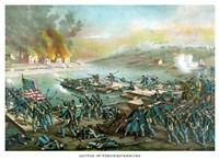 Battle of Fredericksburg by John Parrot - various sizes