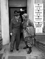 Generals Eisenhower and Ridgway (WWII) by John Parrot - various sizes