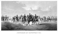 Sherman at Savannah, GA by John Parrot - various sizes