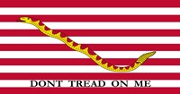 Don't Tread on Me Fine Art Print
