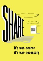 Share Sugar by John Parrot - various sizes