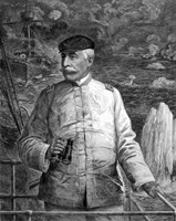 Admiral George Dewey by John Parrot - various sizes