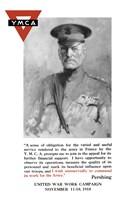 General John Pershing, YMCA by John Parrot - various sizes