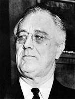 President Franklin Delano Roosevelt by John Parrot - various sizes