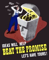 Beat the Promise by John Parrot - various sizes