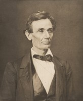 President Abraham Lincoln (Vintage Civil War Photo) by John Parrot - various sizes