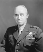 General Omar Nelson Bradley (digitally restored, WWI) by John Parrot - various sizes