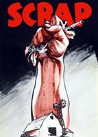 Scrap! by John Parrot - various sizes
