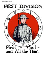 First Division by John Parrot - various sizes