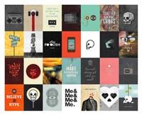 Music Technology Media Framed Print