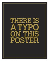Typo Fine Art Print