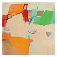 "Central Park by Sharon Paster - 26"" x 26"" - $29.99"