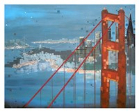 Twilight San Francisco Fine Art Print
